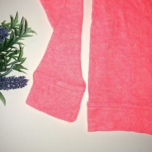 PINK Victoria's Secret Tops - Victoria's Secret PINK Sweater Size Large Logo